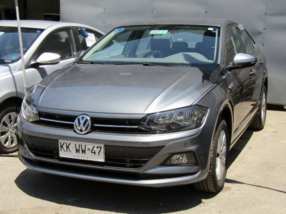 Volkswagen Virtus 1.6 At6 Comfortline 2018