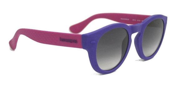 Óculos De Sol Havaianas Trancoso/m Qpv/ls-49
