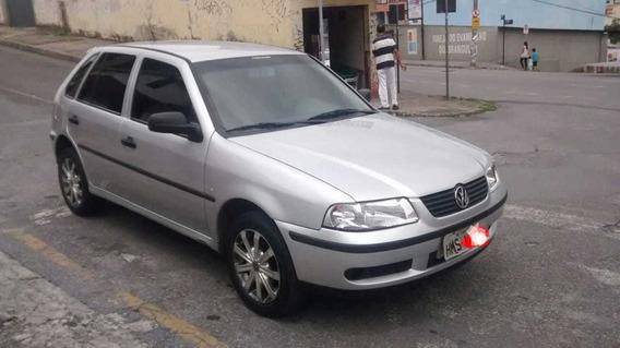 Volkswagen Gol G3 Plus 1.0 16v 2001/2002 Completo + Ar Gela