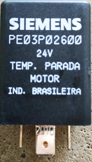 Rele Temporizador 24v 5t Parada Motor Mb Siemens Vdo