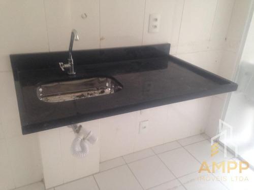 Imagem 1 de 12 de Apartamentos - Residencial - Condomínio Gran Vilage              - 594