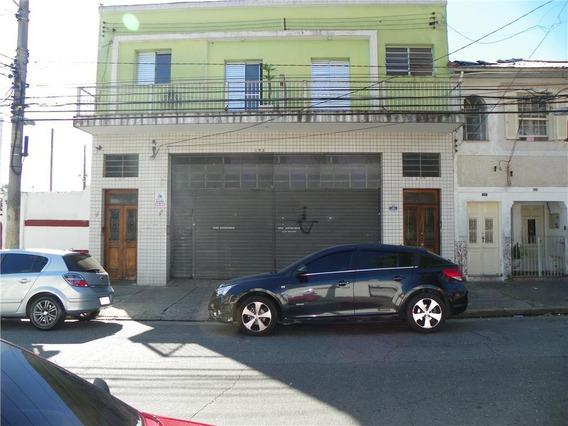 Galpão Comercial Para Venda E Locação, Mooca, São Paulo. - Ga0080