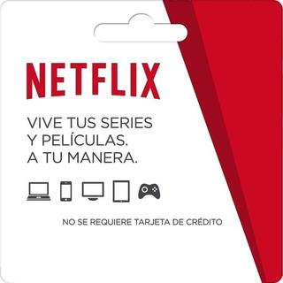 Pin Código O Tarjeta Netflix 30.000 [ Entrega Inmediata ]