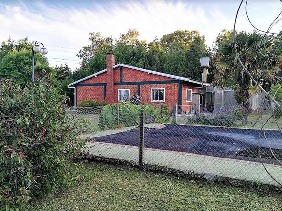 Casa Quinta Lote 100 X 200 ,piscina , Quincho Y Parrilla -apta Banco - Abasto