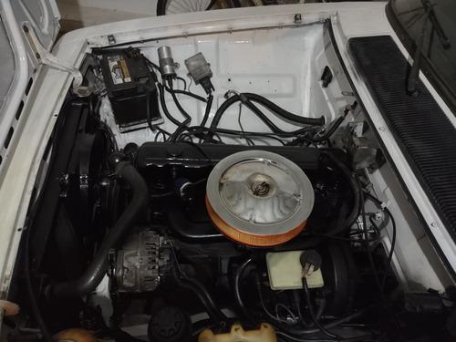 Imagem 1 de 6 de Chevrolet Caravan Comodoro Sl