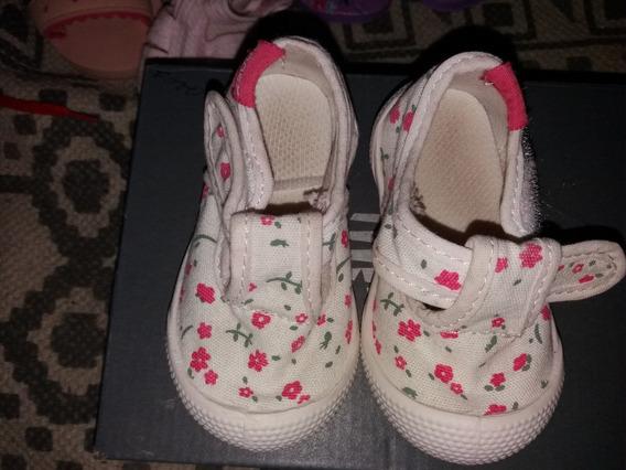 Zapatillas Para Bebes, Primeros Pasos, Firmes Y Buen Agarre