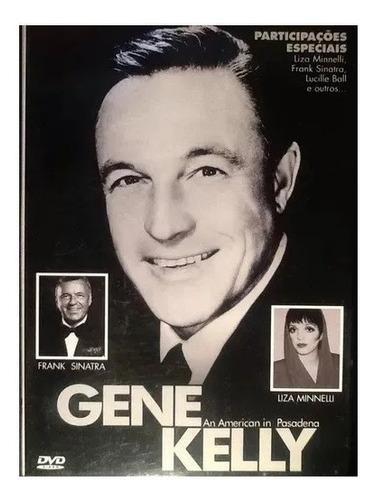 Dvd Gene Kelly - An American In Pasadena Musical Dvd Book