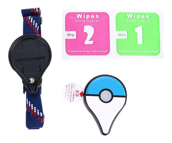 Smart Bluetooth Pulsera Para Pokemon Go Plus Muñequera Inter
