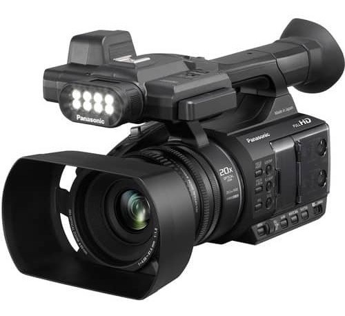 Filmadora Panasonic Ag-ac30 - 5 Anos De Garantia No Brasil !