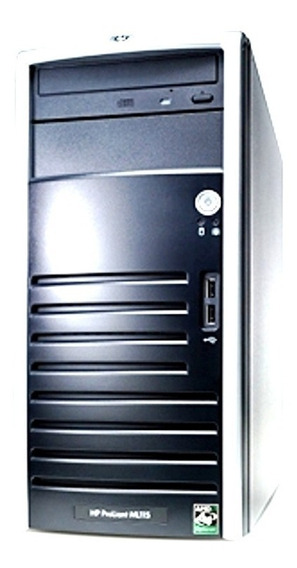 Servidor Empresa Hp Proliant Ml115 + Licença Windows Server