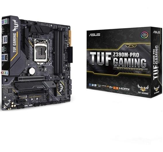 Kit Intel Core I9 9900k + Z390 Prime