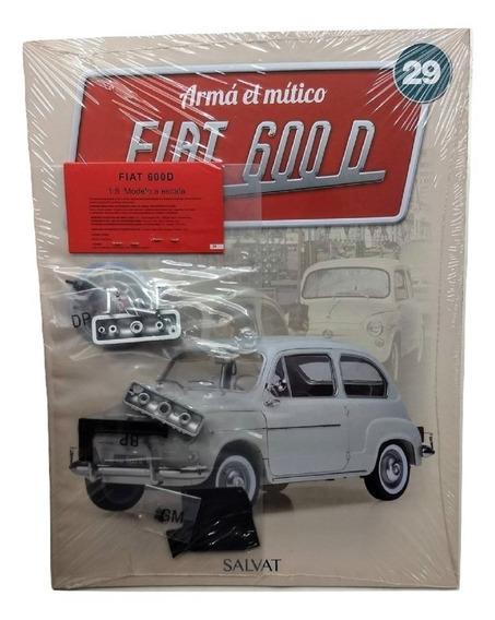 Fiat 600 Para Armar - Fasiculo 29