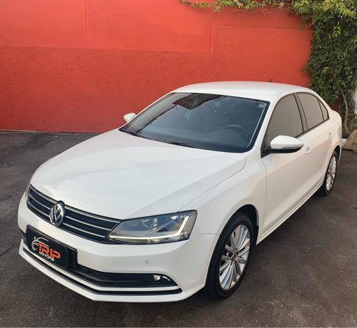 Volkswagen Jetta 1.4 Comfortline Tsi Aut. 2017 Couro 23mkms