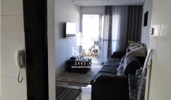 Apartamento Residencial À Venda, Gopoúva, Guarulhos. - Ap0892