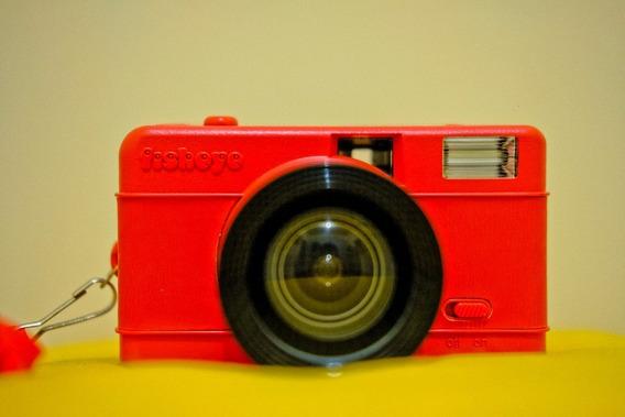 Câmera Lomo Fisheye