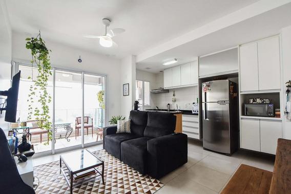 Apartamento Para Aluguel - Campo Belo, 1 Quarto, 48 - 893122895