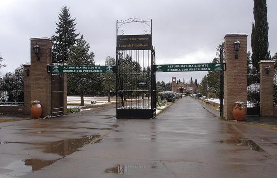 Parcelas De Cementerio Parque Lomas De Villa Allende