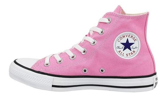 Tênis Converse All-star Botinha Hi Rosa Ct00040006