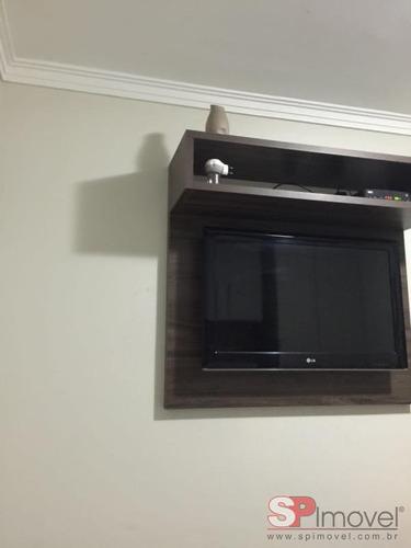 Imagem 1 de 10 de Apartamento Para Venda Por R$300.000,00 - Vila Homero Thon, Santo André / Sp - Bdi17123