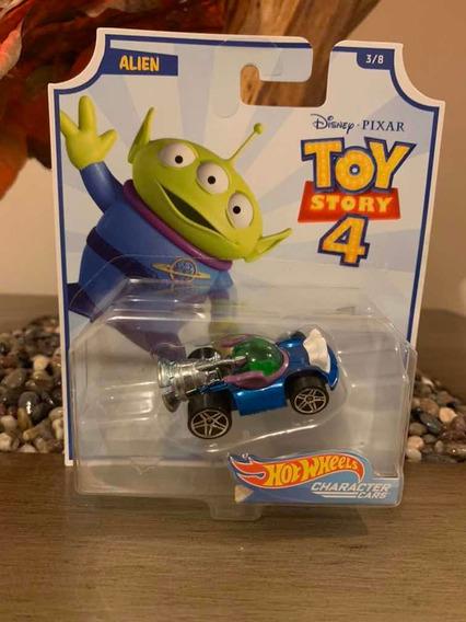 Hot Wheels Alíen Toy Story 4