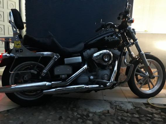 Harley Dina Super Glide 2009
