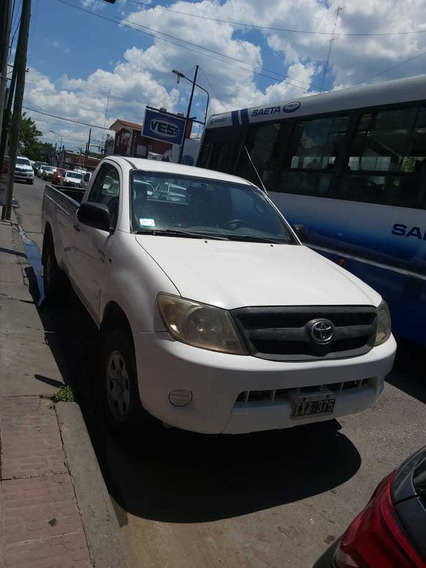 Toyota Hilux Cabina Simple Dx