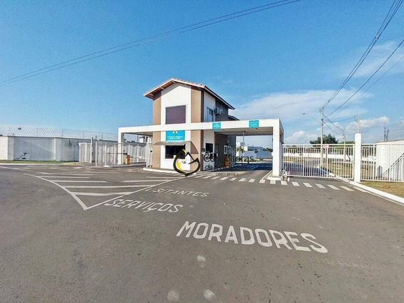 Terreno À Venda, 300 M² Por R$ 160.000 - Condomínio Campos Do Conde Ii - Paulínia/sp - Te0282