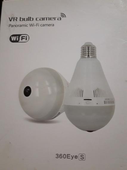Camara Wifi Panoramic 360