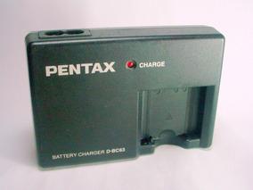 Carregador De Bateria Pentax D-bc63 M30, M40, T30 E W30