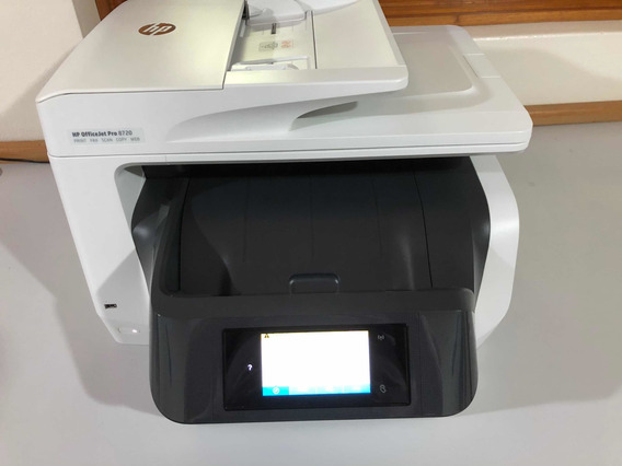 Impressora Mfc Hp Ofdicejet Pro 8720 50% Do Preço - Barbada