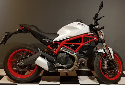 Ducati Monster 797cc Naked
