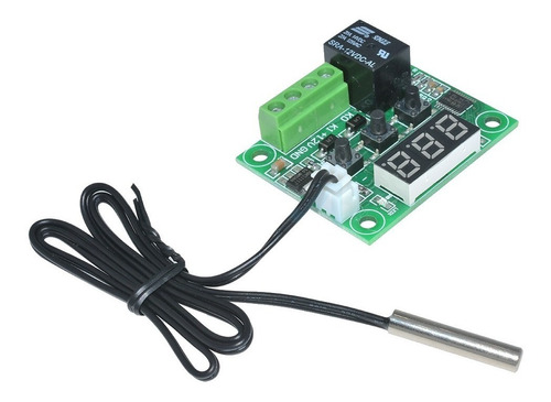 Termostato Digital 12v Incubadora Control Temperatura W1209