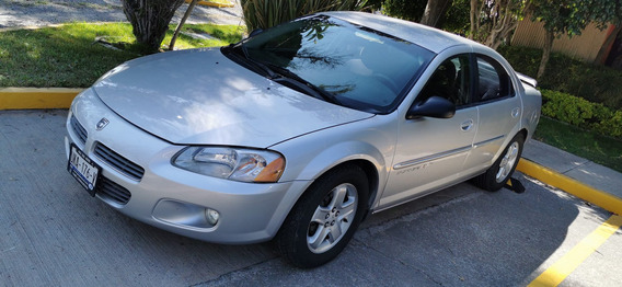 Dodge Stratus Rt Turbo 2.4 Lt 5 Vel. Std Deportivo