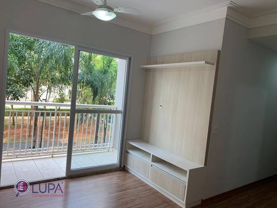 Apartamento À Venda Em Paulínia - Ap0427