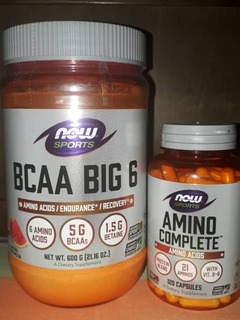 Bcaa Now Sport Y Mas