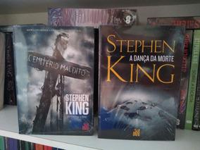Livro A Dança Da Morte + Cemitério Maldito - Stephen King