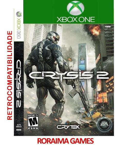 Crysis 2 Midia Digital Para Xbox One Roraima Games