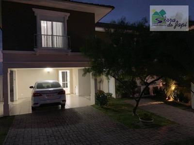 Nature Village 2 -linda Casa 173m2 - 3 Suites - 4 Vagas - Ca1975