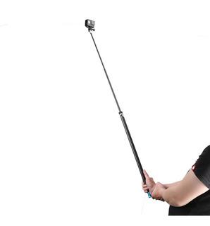 Selfie Stick Super Largo 2.7 Mts Fibra De Carbono Para Gopro