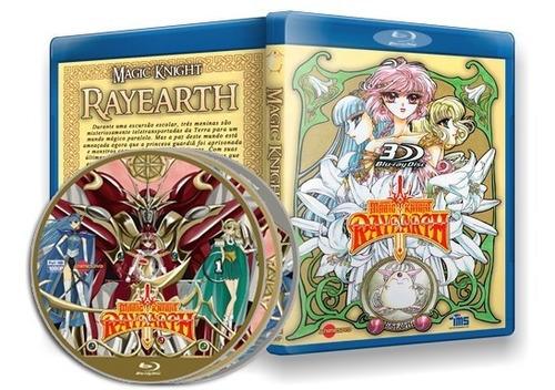 Guerreiras Magicas De Rayearth - Blu-ray Dual Audio Fullhd