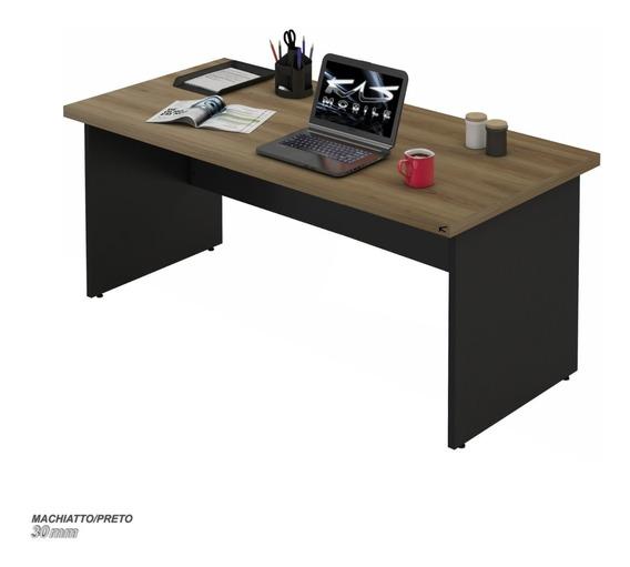 Mesa De Escritório Escrivaninha, 1.20x60 Cnt30mm, Vár. Cores
