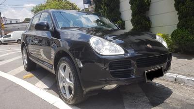 Porsche Cayenne 4.5 S V8 Tiptronic 2005 Completo