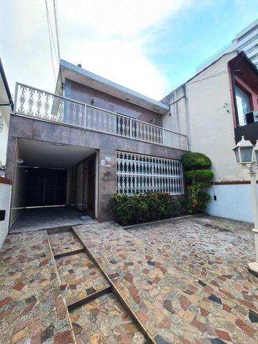 Casa Com 3 Dorms, Campo Grande, Santos, Cod: 1453 - A1464