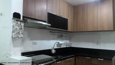 Apartamento Para Venda Em Cajamar, Portal Dos Ipês, 2 Dormitórios, 1 Banheiro, 1 Vaga - Ap019