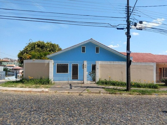 Casa Com 4 Dormitórios Para Alugar, 285 M² Por R$ 2.900/mês - Jardim Carvalho - Ponta Grossa/pr - Ca0347