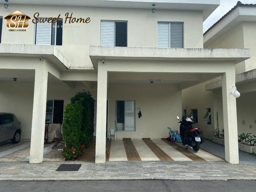 Imagem 1 de 15 de Linda Casa 3 Dormitórios Em Santana De Parnaíba - Sh21136