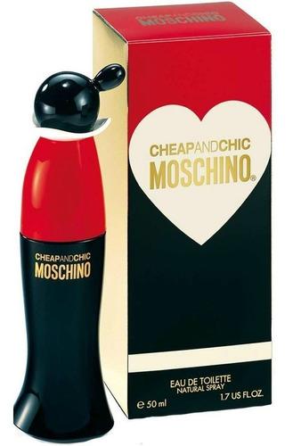 Perfume Cheap And Chic By Moschino Dama 100ml Saldo Original