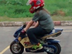 My Moto Mymotto 49cc My Moto 49cc Azul Br