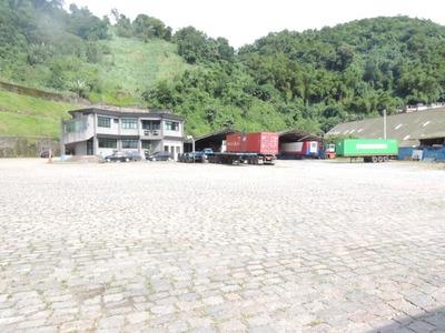Área Em Chico De Paula, Santos/sp De 0m² À Venda Por R$ 55.000.000,00 Ou Para Locação R$ 115.000,00/mes - Ar198153