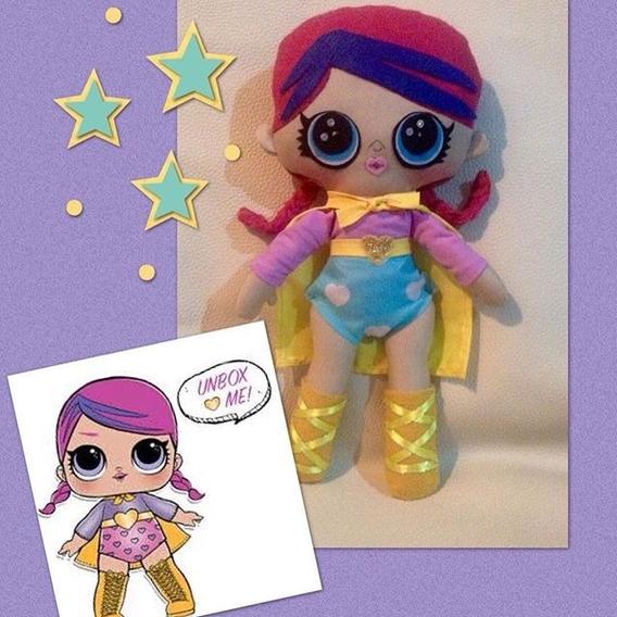 Muñecas En Tela Lol Juguete Para Niñas